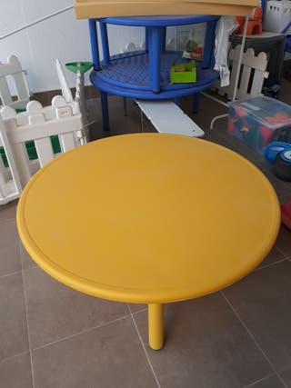 mesas plastico buen estado