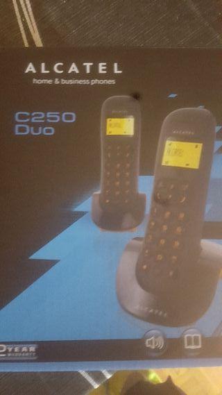 2 telefones nuevos