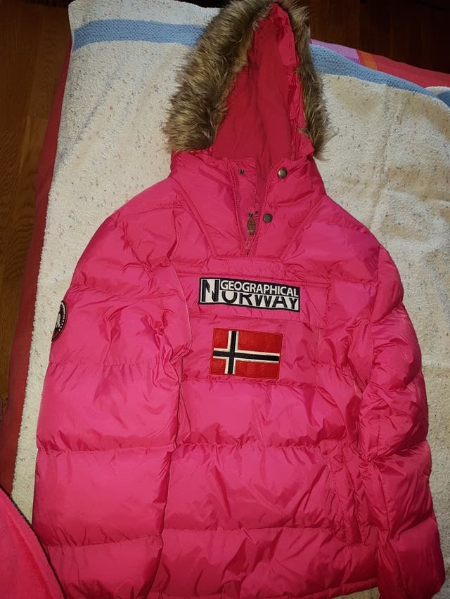 Chaqueta National Geographical Norway