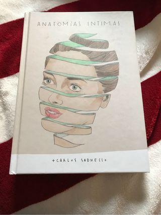 Libro Anatomias Intimas