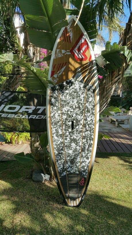 Fanatic Pro Wave 8'2 Wood 2012 (nueva)