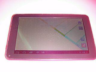 tablet unusual U7X color negro