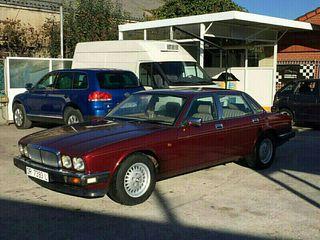 Jaguar sovereing 1989