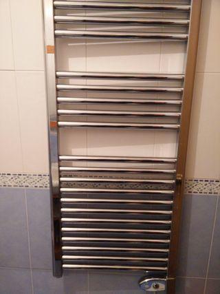 Calefactor Toallero inox