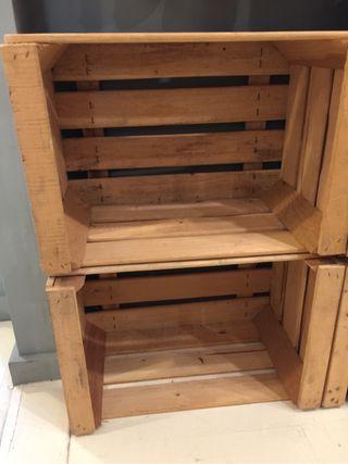 Cajas madera de segunda mano por 6 en barcelona wallapop - Cajas de madera barcelona ...