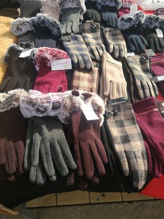 guantes táctil