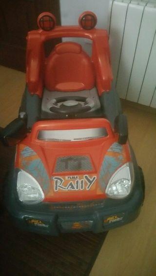 coche a batería niñ@s