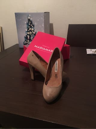 Zapato chica número 36