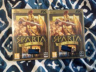 Sparta PC - Nuevo y precintado