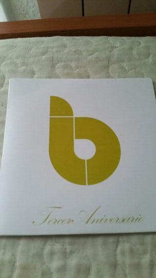 Budha CD 3er Aniversario Música Recopilatorio