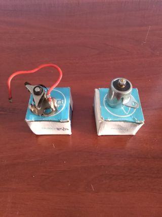condensador + platinos motoplat