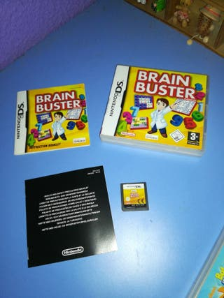 Brain buster nds