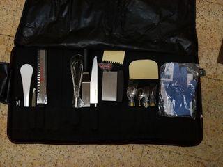 Maletin de herramientas - Pasteleria - Cocina