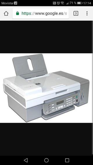 impresora multifunción lexmarc