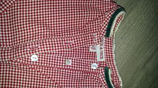 Camisa niña vicky