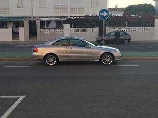 Mercedes-Benz CLK 2002/3