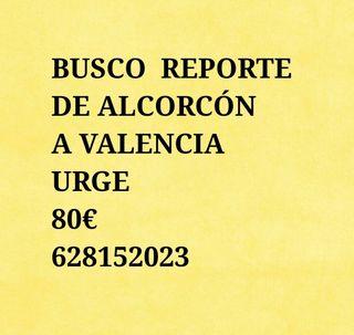 Transporte Madrid Valencia