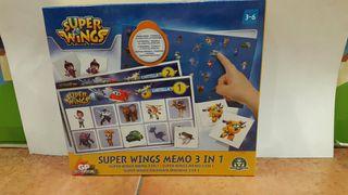 Memori super wings