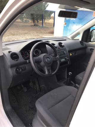 Volkswagen Caddy 2015 1.6 TDI 75cv