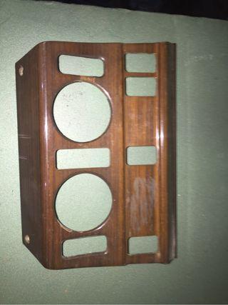 Embellecedor madera w124 300D