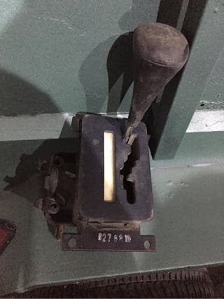 Palanca automatica w124 300D