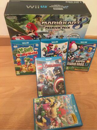 Wii U Juegos mando extra