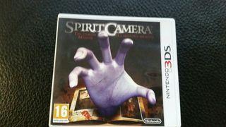 spirit camera nintendo 3ds 2ds