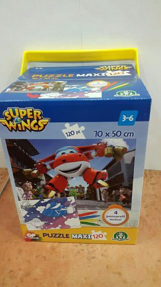 Puzzle Super wings