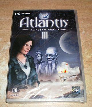 Atlantis III el nuevo mundo