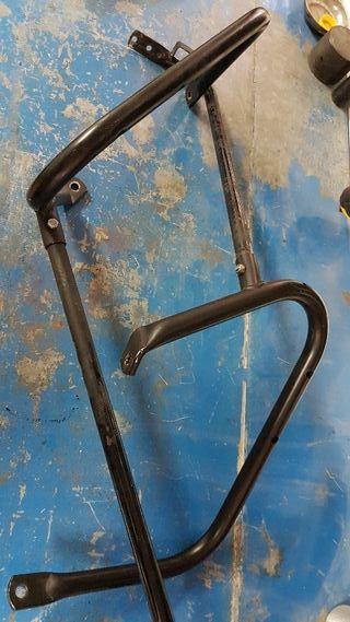 proteccion maletas alforjas harley, usado segunda mano  España