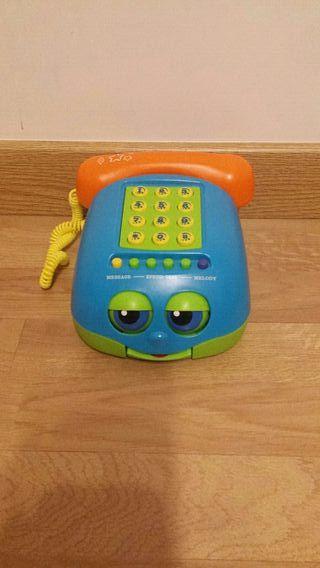 Juguete: Teléfono de Juguete