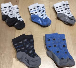 7 pares calcetines Tous baby