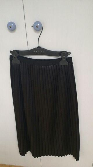 falda tablas