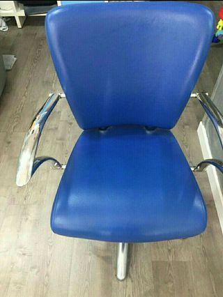 sillón peluquería con hidráulico