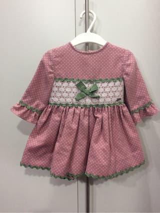 Vestidito niña Dolce petit