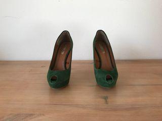 Peep toes zara