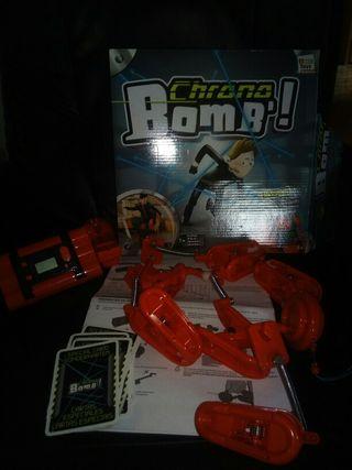 juego entretenimiento Chrono bomb