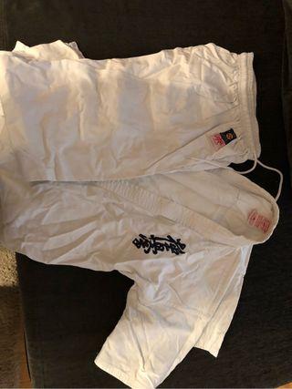 Kimono karate Bordado