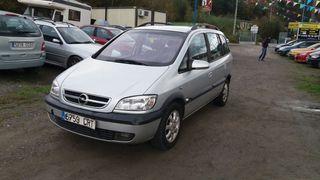 Opel Zafira 2004 7 plazas garantía