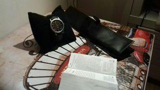 reloj genuine leather