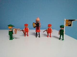 Playmobil medievales