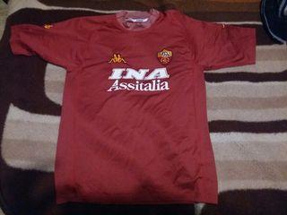 Camiseta Roma talla S Fútbol Italia