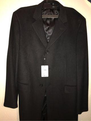 Abrigo de vestir talla 50