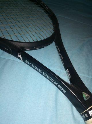 Raqueta de Boris Becker
