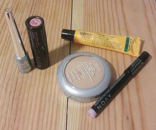 maquillaje nuevo precintado, victoria's secret...