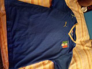 camiseta seleccion italiana