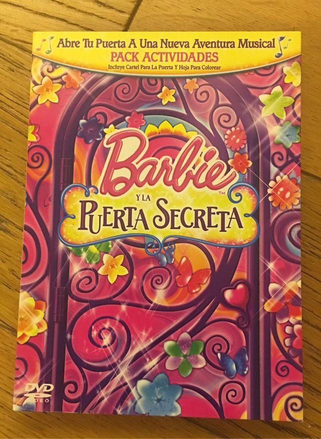 Película Barbie Y La Puerta Secreta De Segunda Mano Por 10 En