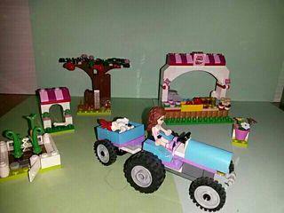 Lego Friends 41029 Cosecha bajo el sol