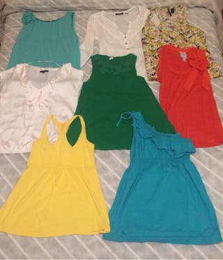 Ropa camisetas mujer