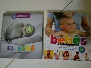 Los bebés, 2 libros para sus primeros años